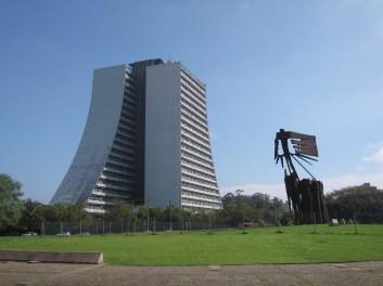 Building in Porto Alegre, Brazil