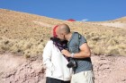 Bolivia Salt Flat Tour, Day 1 - Marvin and Eve