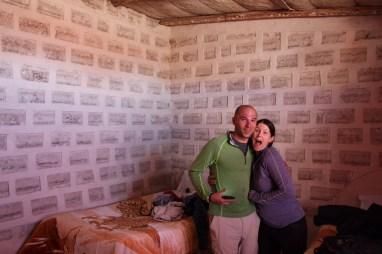 Bolivia Salt Flat Tour, Day 3 - salt hotel