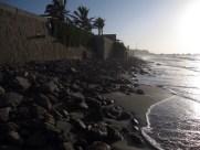 Beach at Mancora, Peru