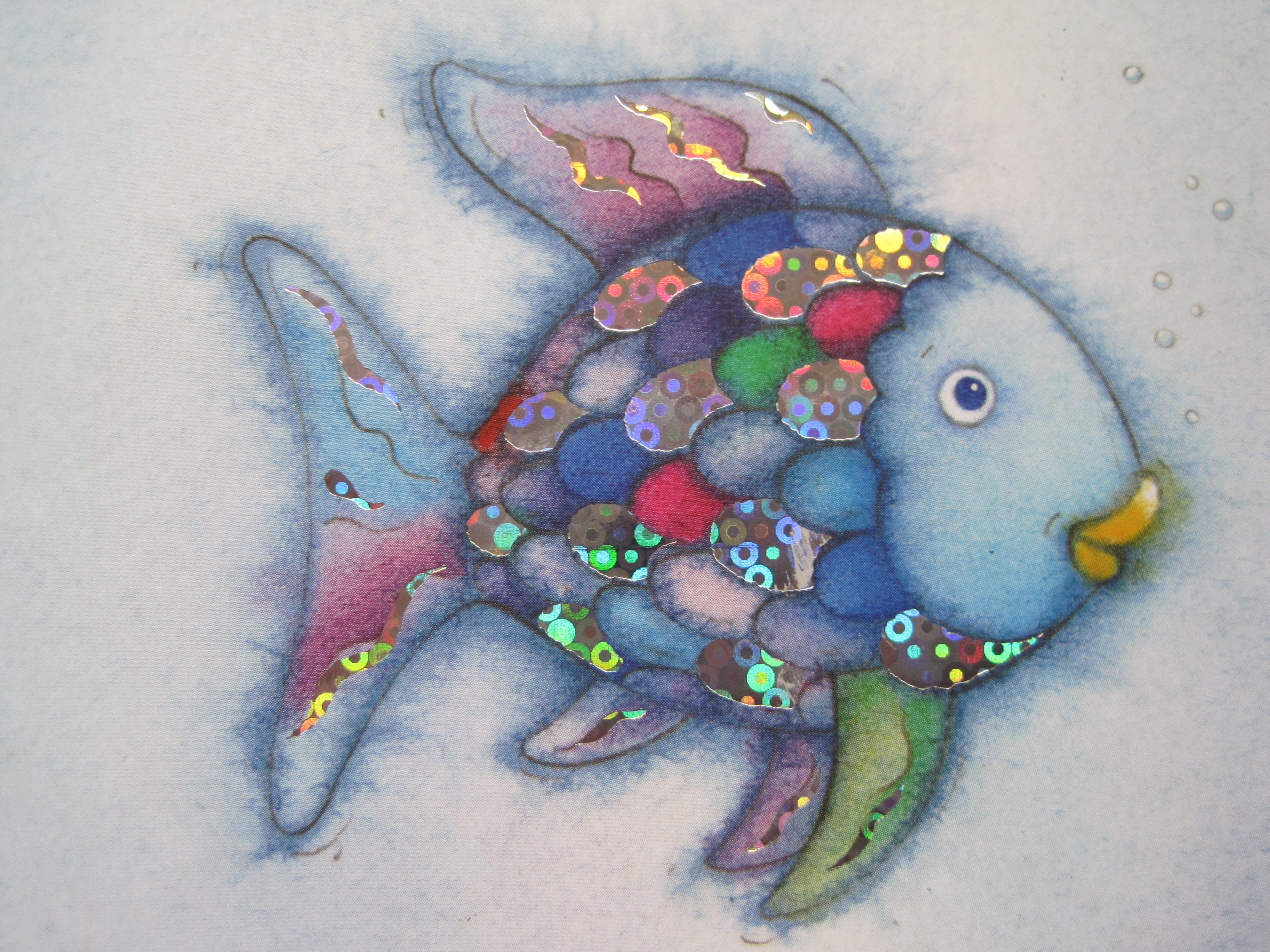 On Rainbow Fish And Cookie Exchanges Part 1 Thinking