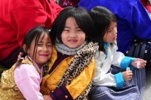 Das Glück der Bürger liegt Bhutan am Herzen