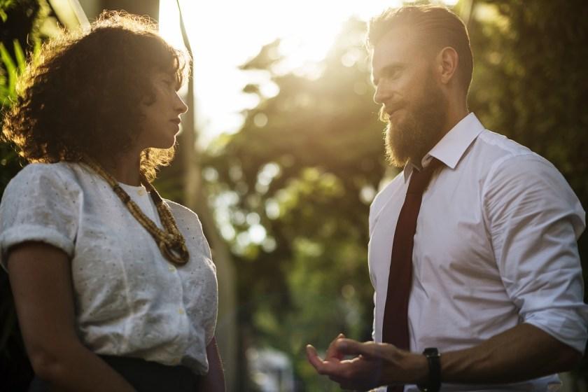 Ein Weg zum Glück: Unangenehme Dinge sofort ansprechen