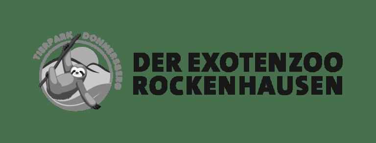 Logo Tierpark Rockenhausen Exotenzoo