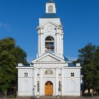 orthodoxe Kirche in Vyborg