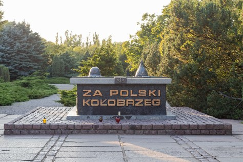 Za Polski Kolbrzeg — Für ein polnisches Kolberg