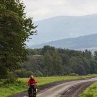 mit dem Rad unterwegs im tschechischen Grenzgebiet