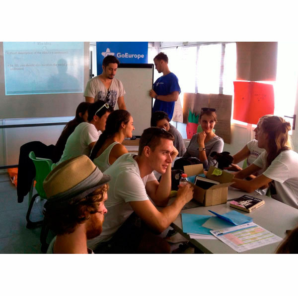 Social entrepreneurship idea generation
