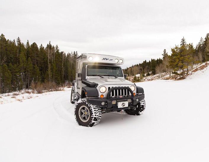 Jeep Earthroamer XV-JP (!! FOR SALE !!)