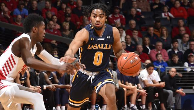 Image result for La Salle Explorers vs Rhode Island Rams Live NCAA Men's College Basketball