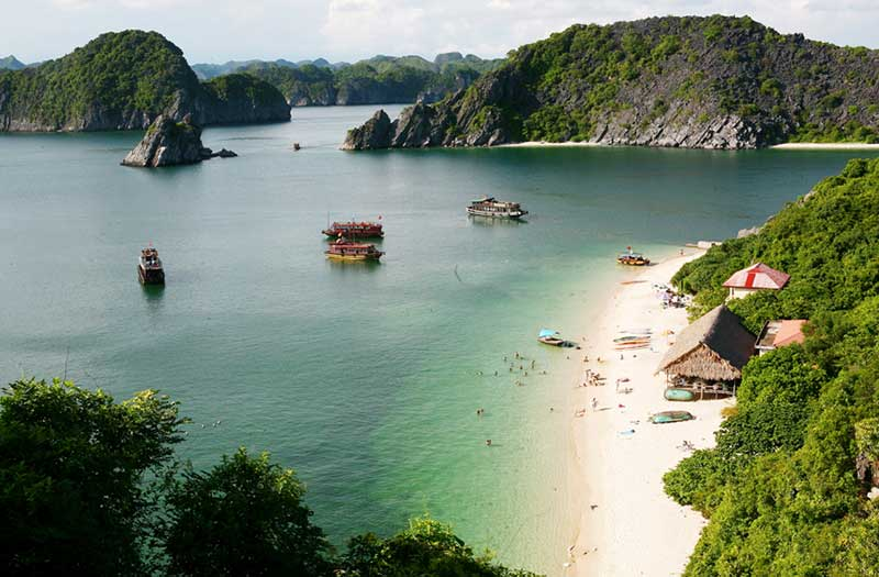 Cat Ba Island, Halong Bay, Vietnam (Halong Bay Attractions)