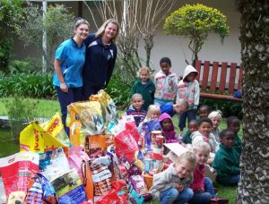 SUPERB EFFORT: The Grade 0 class at Komga Junior School collected 235.6kg of pet food in the school's drive to help Pet Pals – the most from any grade