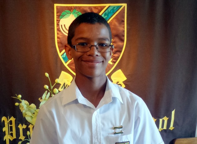 George Randell Primary School would like to congratulate Tristan Hoffman for placing second in the U13 high jump category at the Eastern Cape Primary Schools Athletics Competition held in Cradock on March 4. Tristan will go on to represent us at national level. Congratulations Tristan! You have done us extremely proud