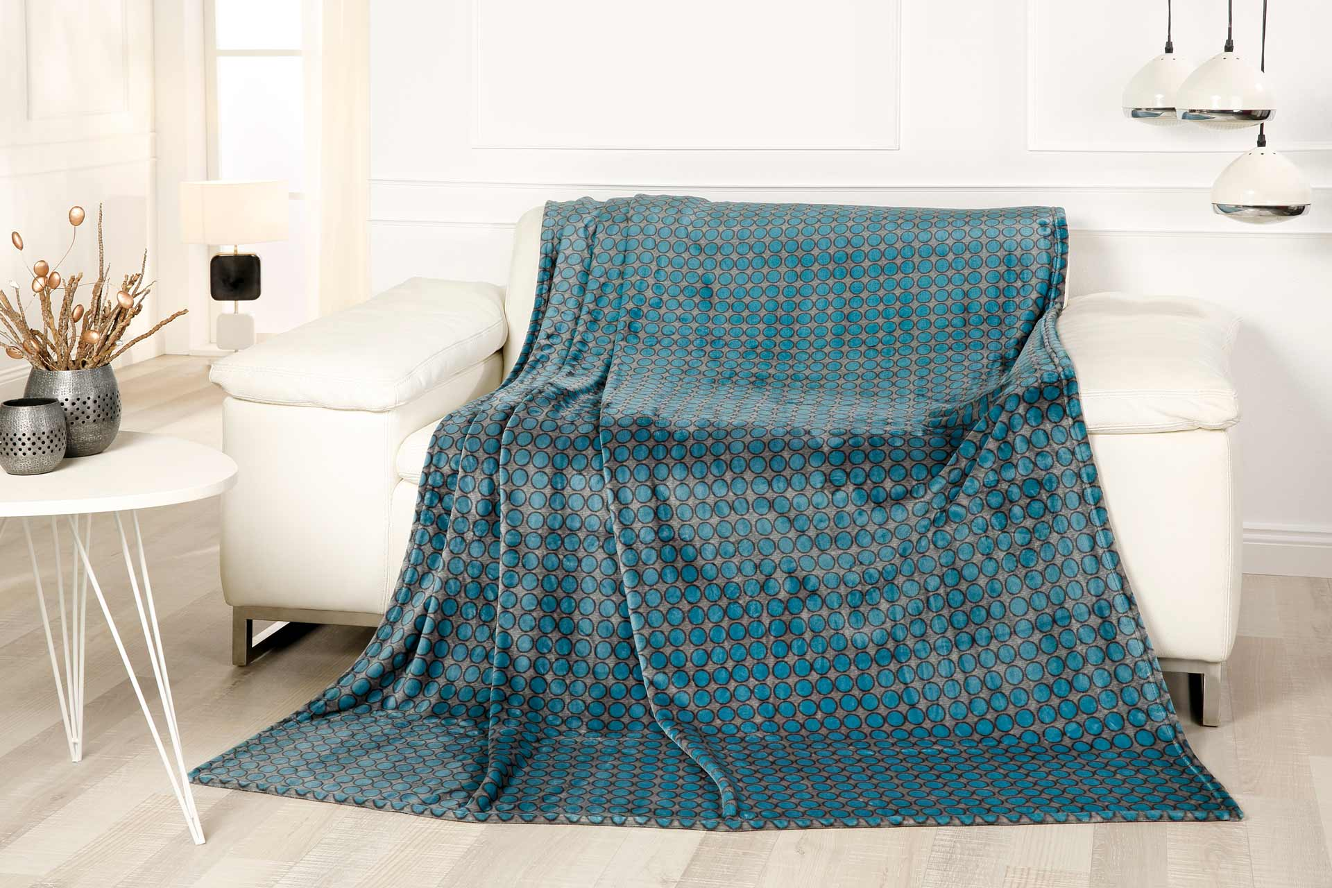 130x150 Fleece Decke Blanket Kuscheldecke Wolldecke Plaid 3d Bild Ca 150x200 2019 New Fashion Style Online