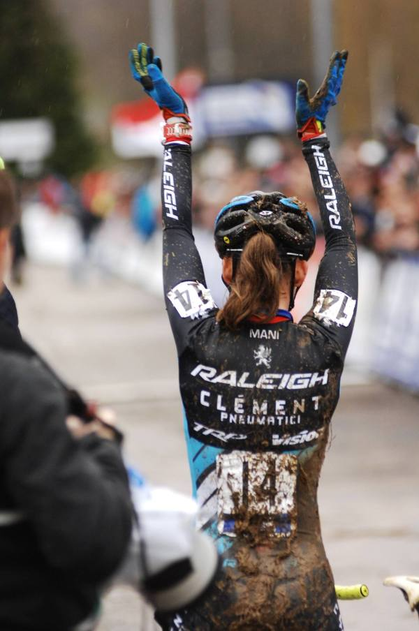 Caroline wins French National Championships