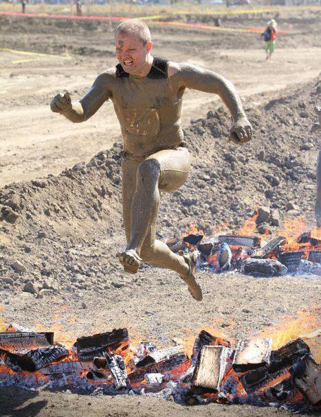"Filmmaker Goes to the Limit to Fund Film, Competes in Spartan Race ""Hurricane Heat"""