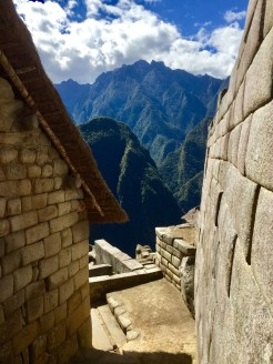 Peru's Machu Picchu