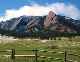 why I like living in boulder, colorado usa