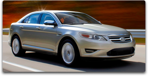 review 2010 ford taurus