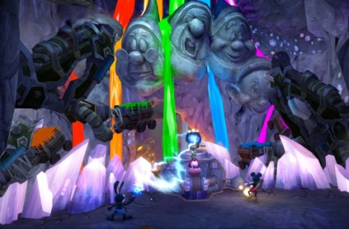 Epic Mickey 2 - screenshot #2