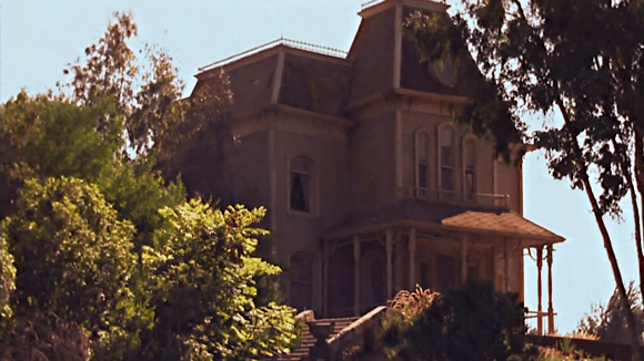 Universal Studios Hollywood: Bates Motel, Psycho