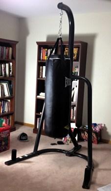 Everlast Boxing Setup