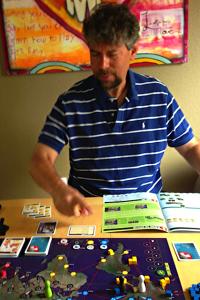 Dave Playing Pandemic