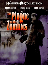 The Plague of the Zombies one sheet poster