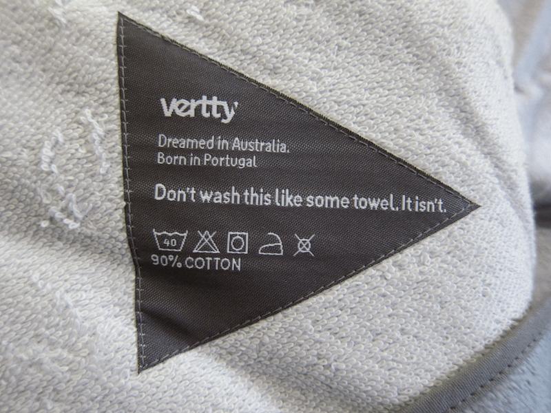 lisbon, portugal, fabric label