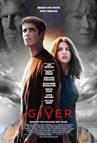 the giver movie poster one sheet