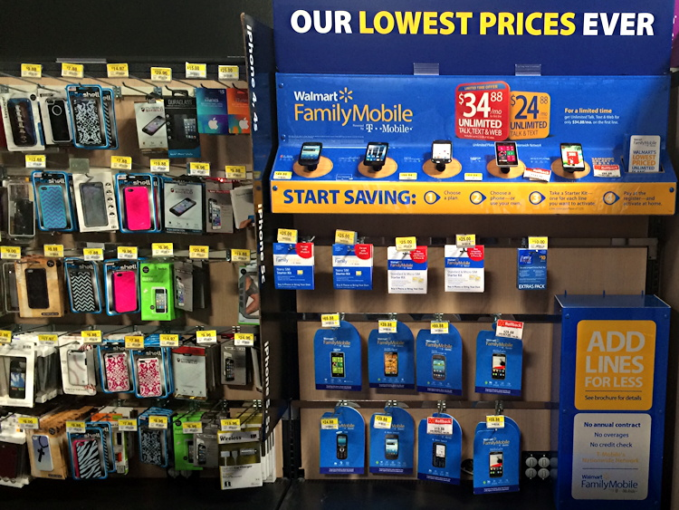 walmart family mobile mobile phones for sale