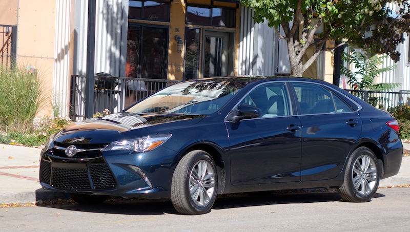 2015 Toyota Camry SE, City Street, Denver CO