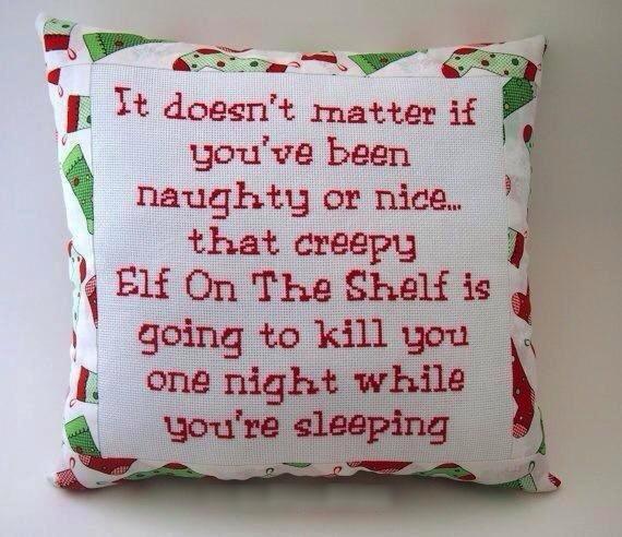 elf pillow