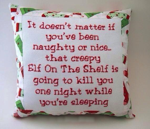 elf pillow