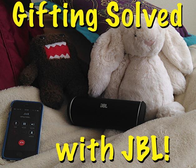 gifting solved with the jbl flip 2 speaker