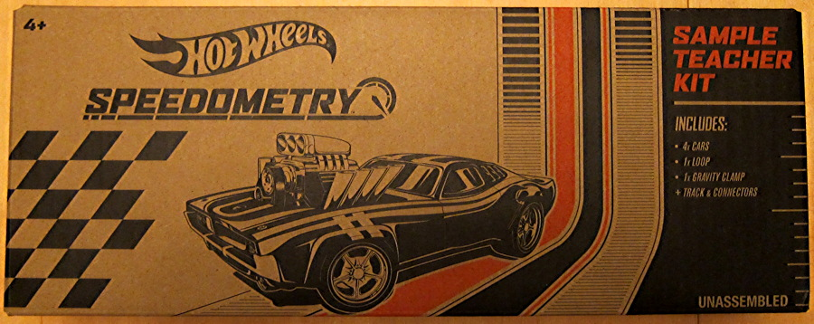 mattel hot wheels speedometry