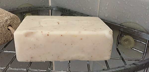a man size bar of soap