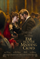 far from the madding crowd movie poster one sheet