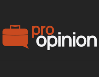 get paid for your opinions with proOpinion.com
