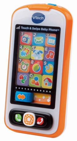 training cellphones for babies. who thinks this is a good idea?