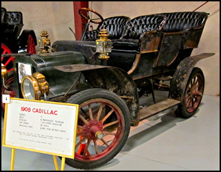 visit to the dougherty museum antique car tractor collection longmont co