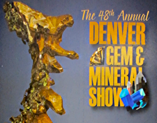 6th grade field trip to the denver gem & mineral show 2015