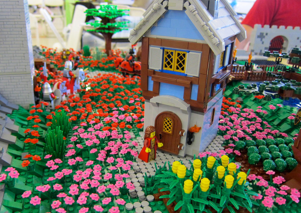 LEGO at the makers faire