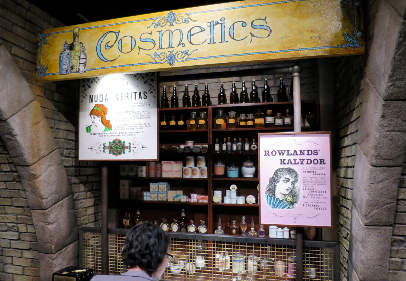 victorian cosmetics