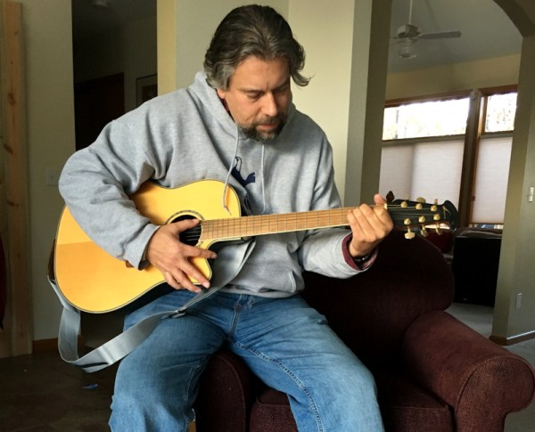 author blogger dave taylor guitar