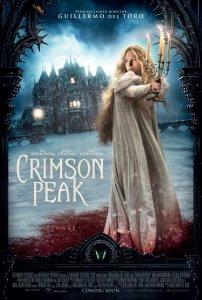 crimson peak movie poster one sheet