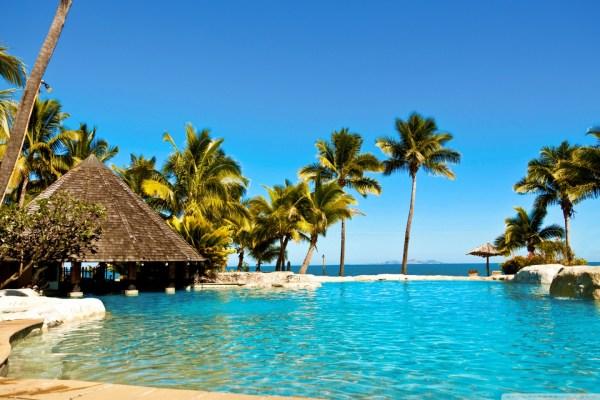 fiji beachfront