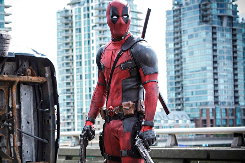 deadpool publicity still photo photograph ryan reynolds