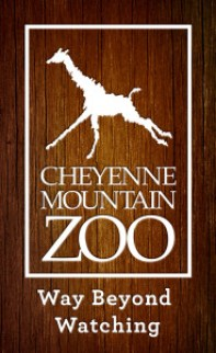 cheyenne mountain zoo colorado springs logo