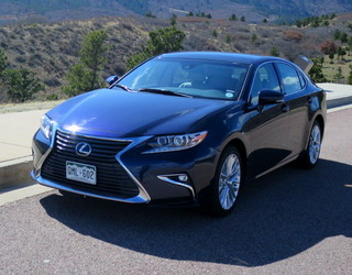 review 2016 lexus 9000a es-350 4-door sedan